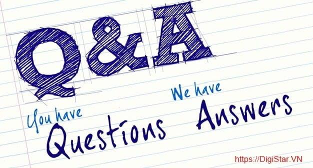 Câu hỏi thường gặp SSL