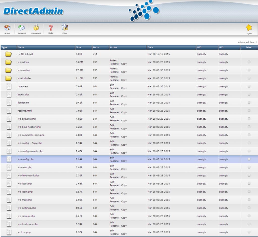 Mua hosting vận hành website hiệu quả với wordpress