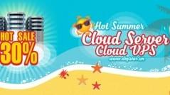 Khuyến mãi giảm 30% giá cloud hosting Cloud Server - Cloud VPS