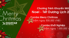 Chương Trình Khuyến Mãi Noel – Tết Dương Lịch 2016